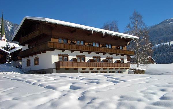 Bischofer Alpbachtal