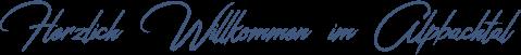 Bischofer Alpbachtal Logo
