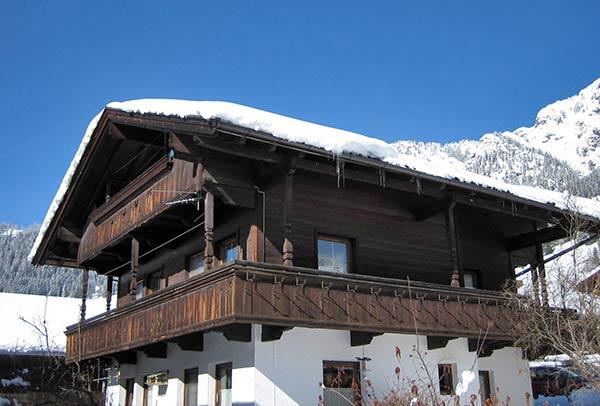 Haus Klara Bischofer Alpbachtal Tirol Austria