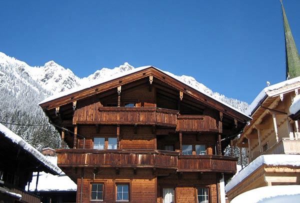 Haus Rossstall Bischofer Alpbachtal Tirol Austria