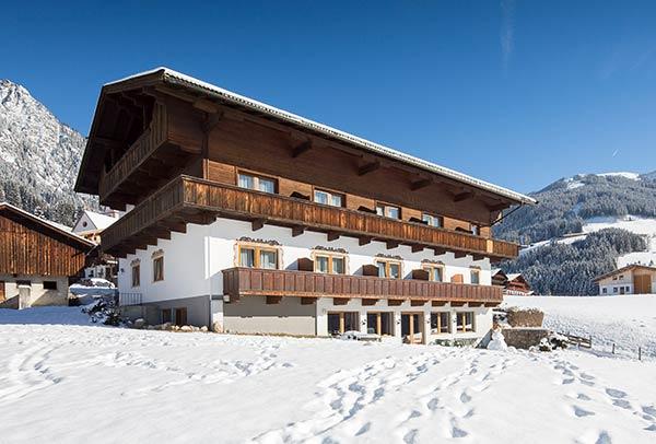 Haus Andreas Bischofer Alpbachtal Tirol Austria
