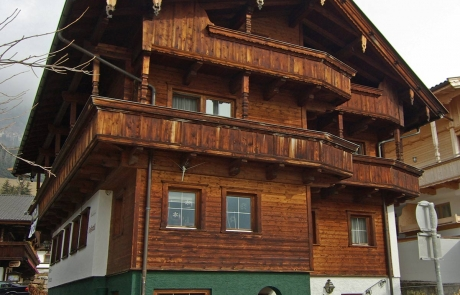 Haus Rossstall Urlaub im Alpbachtal Bischofer