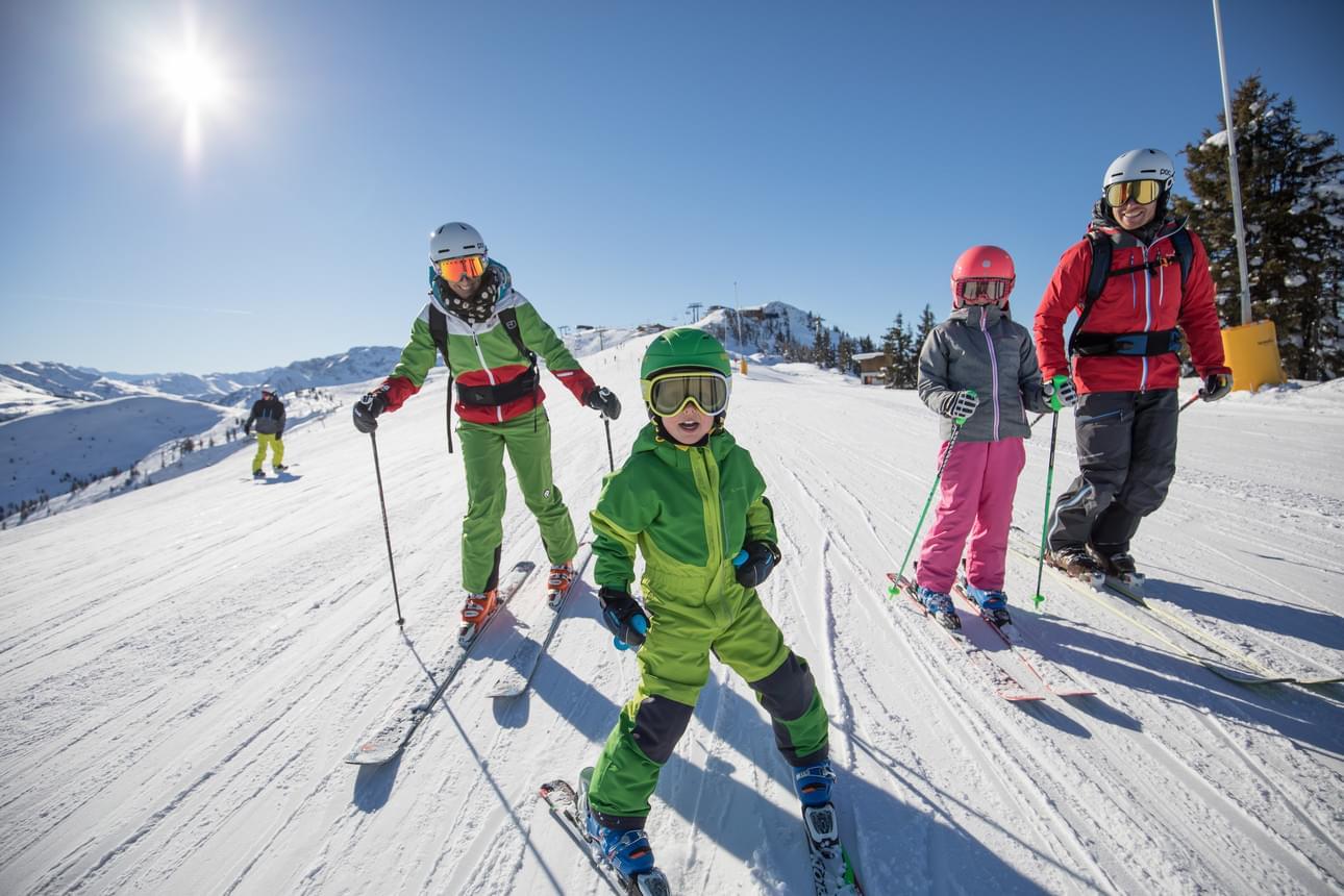 Winterurlaub in Alpbach im Alpbachtal in Tirol